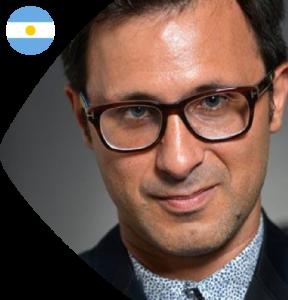 Diego Luque, Argentina