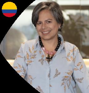 Mónica Gómez, Colombia