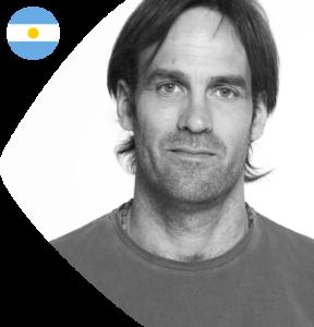 Nicolás Pimentel, Argentina