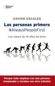 Las personas primero de Xavi Escales