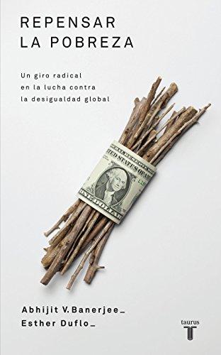 Repensar la pobreza tapa del libro